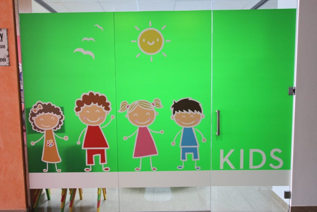 Kids class academia Hello English School